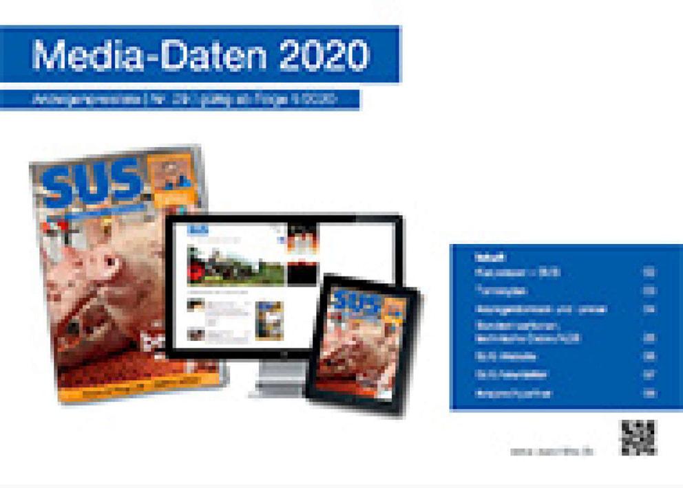 SUS Mediadaten 2020