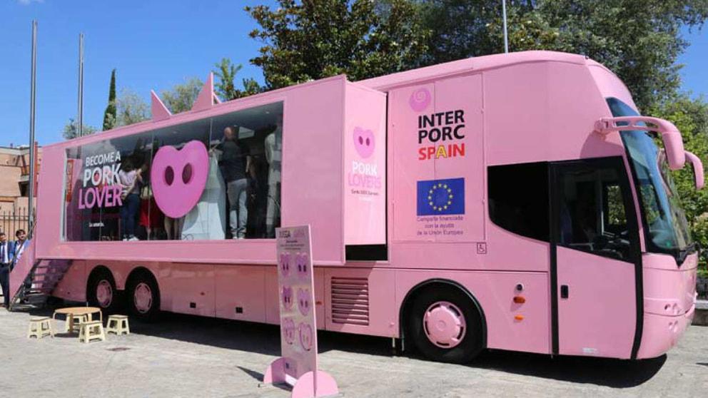 Pork Lover Bus