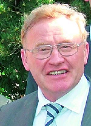 Helmut Ehlen, ZDS-Vorsitzender