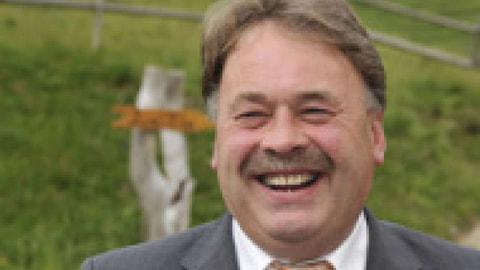 Landwirtschaftsminister Brunner
